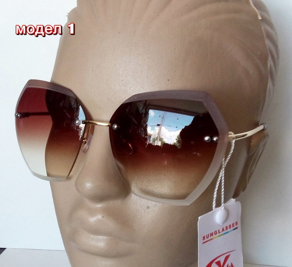 Дамски слънчеви очила, Нов модел